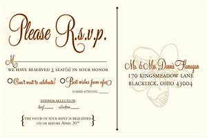 rsvp wedding template wording wedding design pinterest With rsvp cards for weddings templates