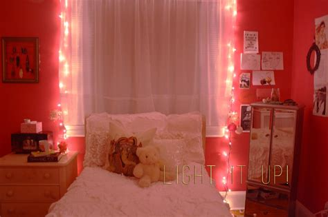 christmas lights in bedroom good ideas ahoustoncom also