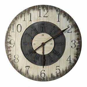 Horloge 80 Cm : horloge murale brasserie des halles metal ~ Teatrodelosmanantiales.com Idées de Décoration