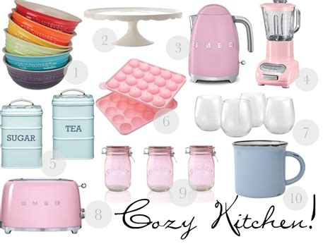 cozy kitchen shopping guide minkysminkys