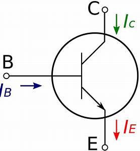 File Diagrama De Transistor Npn Svg
