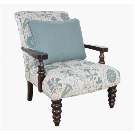 Floral Upholstered Living Room Chairs by 40 Quot Floral Upholstered Accent Chair