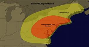 The Original Weather Blog: Major Impacts Expected From ...