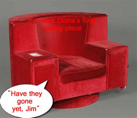 anorak buy jimmy savile s jim i ll fix it chair for 163 15 000