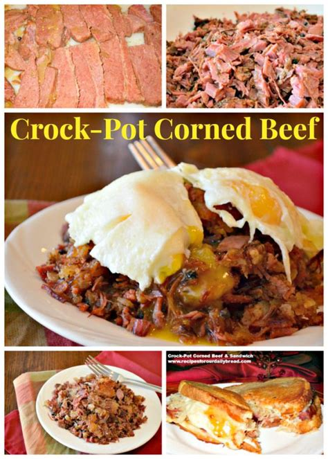 crock pot corned beef recipe beef hash crock pot corned beef and celery