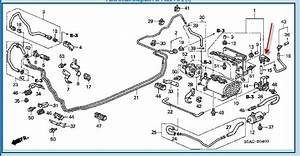 Honda Civic Evap Bypass Solenoid Valve Location