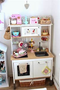 Ikea Duktig Hack : esra 39 s play kitchen ikea duktig hack kidsworld pinterest plays kitchens and playrooms ~ Eleganceandgraceweddings.com Haus und Dekorationen