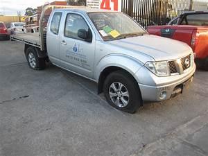Nissan Navara King Cab : nissan navara d40 mnt king cab yd25 diesel 2012 wrecking ~ Medecine-chirurgie-esthetiques.com Avis de Voitures