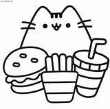 Coloring Cat Grumpy Pages Bubakids Animal Regarding Thousand Through sketch template