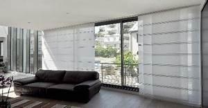 Voilage Grande Largeur Pour Baie Vitree : idee rideau baie vitree mam menuiserie ~ Teatrodelosmanantiales.com Idées de Décoration
