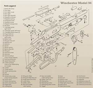 Solved  Schematic For Winchester Model 94
