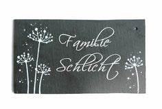Namensschild Haustür Schiefer : schieferherz mit gravur seelenverwandte pinterest ~ Lizthompson.info Haus und Dekorationen