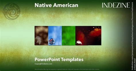 native american powerpoint templates