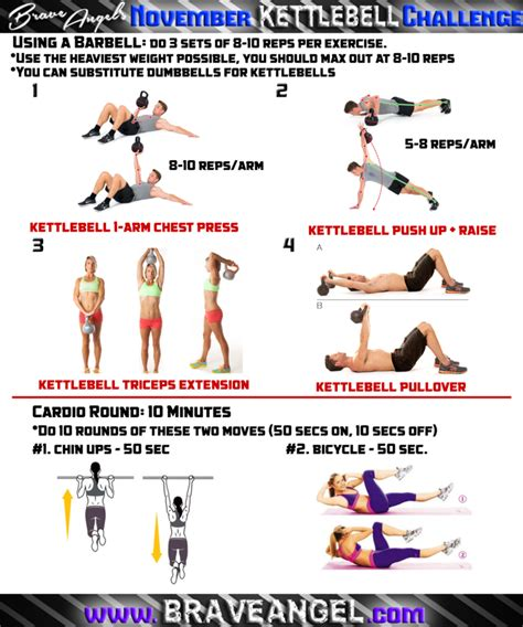 kettlebell workout challenge upper body challenges workouts routine routines squat plans training fitness fun thigh