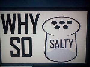 Why so salty BO3 emblem tutorial - YouTube