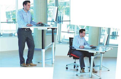 travailler debout bureau travailler assis debout un phénomème en plein essor ammato
