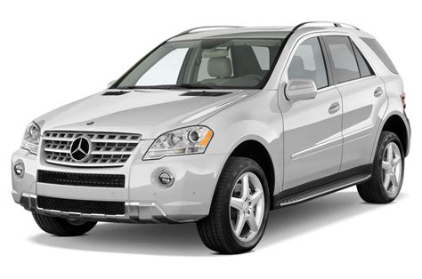2010 Mercedes-benz M-class Reviews And Rating