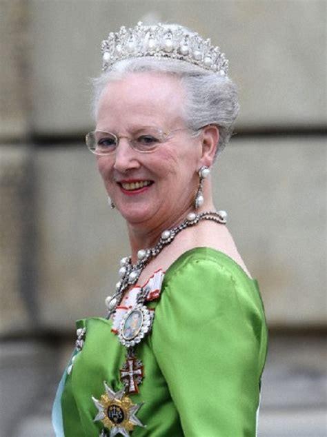 queen margrethe ii  denmark world royal families