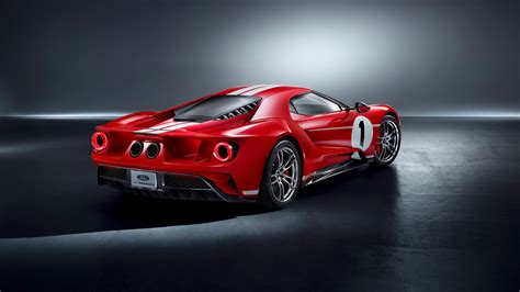ford gt  heritage edition   wallpaper hd car
