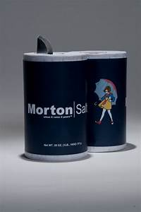 Morton Salt label re-vamp on Behance