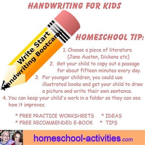 handwriting  kids   tips