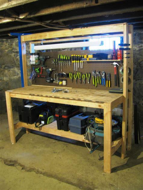 ryans homemade workbench  instructions