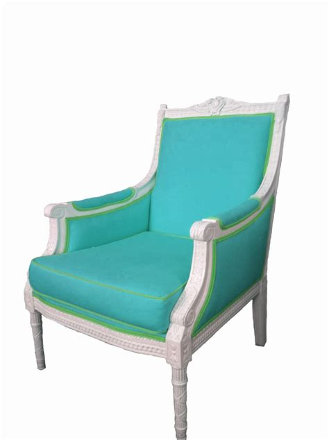 Turquoise Bedroom Chair by Turquoise Chair Furnishings Turquoise Chair Club
