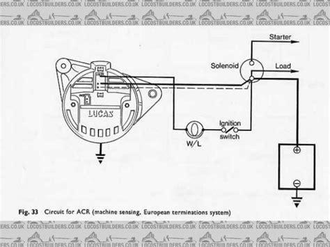 alternator three pin connection