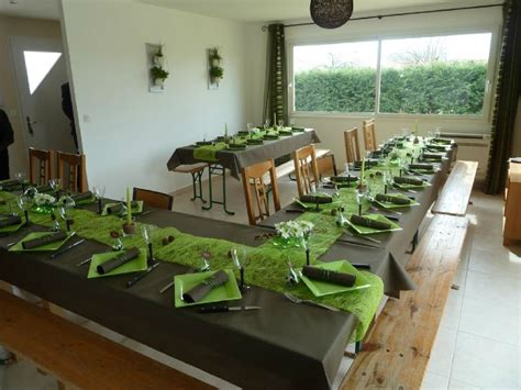 cuisine chocolat et vert anis décoration cuisine vert anis