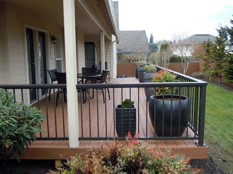 acrylite patio cover cost pioneer fence gallery vancouver wa custom fences decks