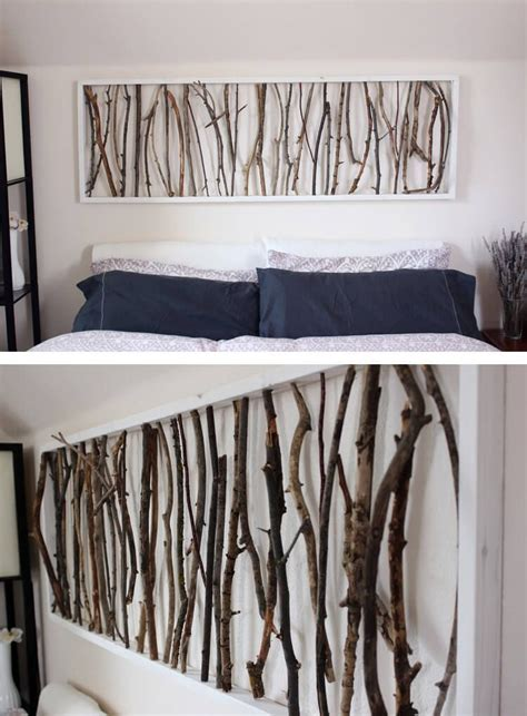 stylish bed design 36 easy diy wall ideas to your home more stylish