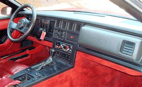 corvette interior corvsportcom