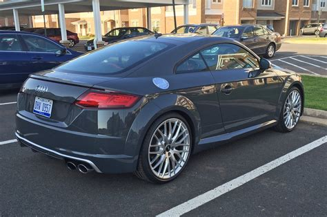 2016 Audi Tts Coupe Second Drive Review