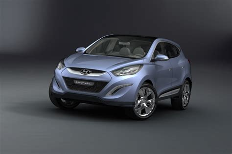 Hyundai Ix Onic Hed 6 Concept Car Preview