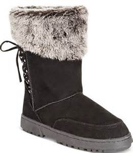womens boots on sale macys macy 39 s one day sale womens winter boots 24 99