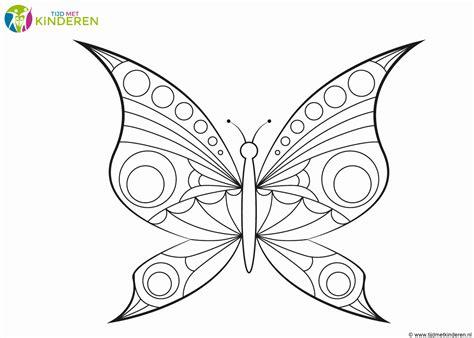 Kleurplaten Vlinders Volwassenen by Kleurplaten Volwassenen Gratis Fantastisch Populair
