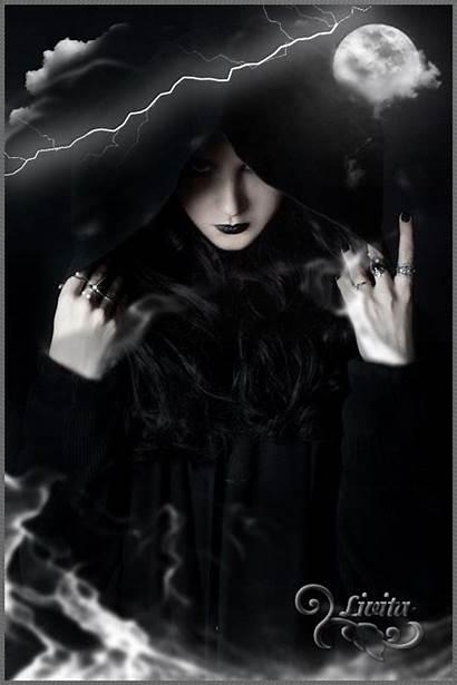 Gothic Gifs Dark Fantasy Anime Artwork Wallpapers