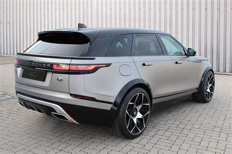 Land Rover Range Rover Velar Modification by Subtle Range Rover Velar Tuning By Lumma Design