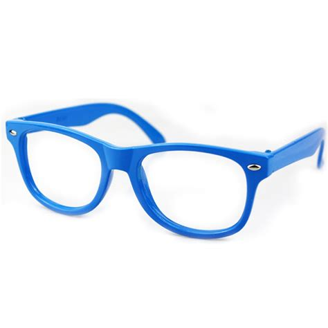 blue glasses free shipping unisex candy color cartoon cute eyeglasses blue glasses frame spectacles for