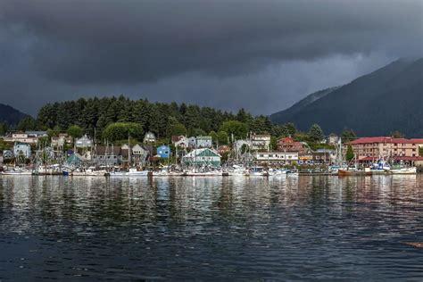 El archipiélago Alexander - Alaska - Estados Unidos