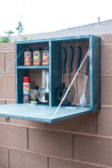 13 Brilliant Ways to Store Grill Tools ? The Family Handyman