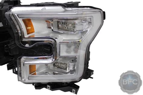 2015 2017 ford f150 complete oem led headlight upgrade