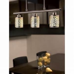 Suspension Pour Cuisine Moderne : lustre pour cuisine moderne ~ Teatrodelosmanantiales.com Idées de Décoration