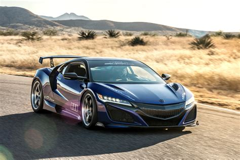 2019 acura nsx horsepower tuner presents 610 horsepower acura nsx at sema
