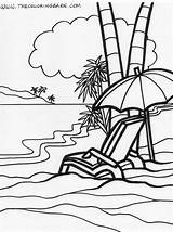 Coloring Island Relaxation Relaxing Colouring Drawing Rhode Sheets Adults Reading Printable Drawings Colour Adult Colors Stained Glass Line Popular Thecoloringbarn sketch template