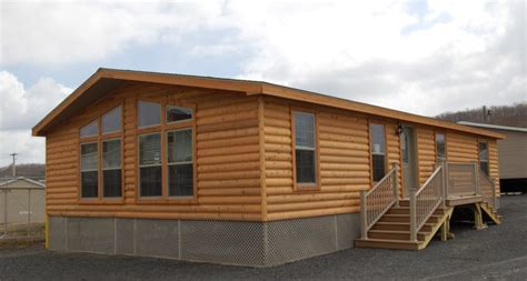 22 Best Simple Double Wide Log Mobile Homes Ideas