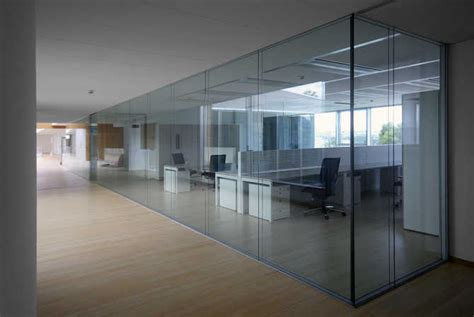 rainbow spa  offices glass partition walls