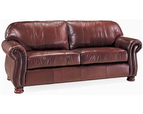 Benjamin 2 Seat Sofa (leather)  Thomasville Furniture