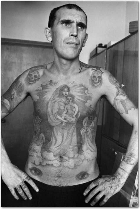 Russian Prison Tattoos – Hidden Meanings, Dark Art And
