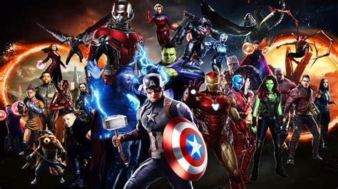 Marvel's Avengers Wallpapers - Wallpaper Cave